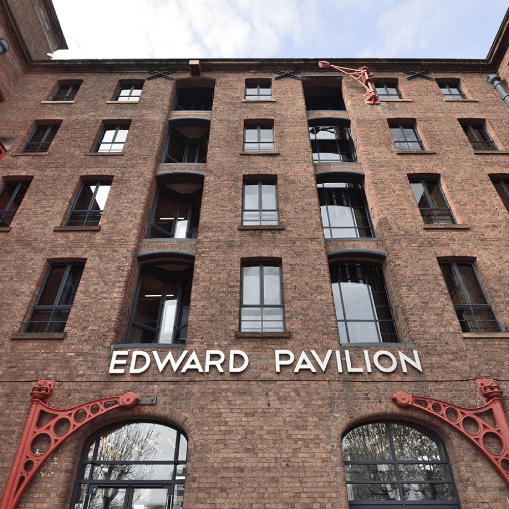 Acadia Group marketing agency based in the Edward Pavilion building at the Royal Albert Dock in Liverpool